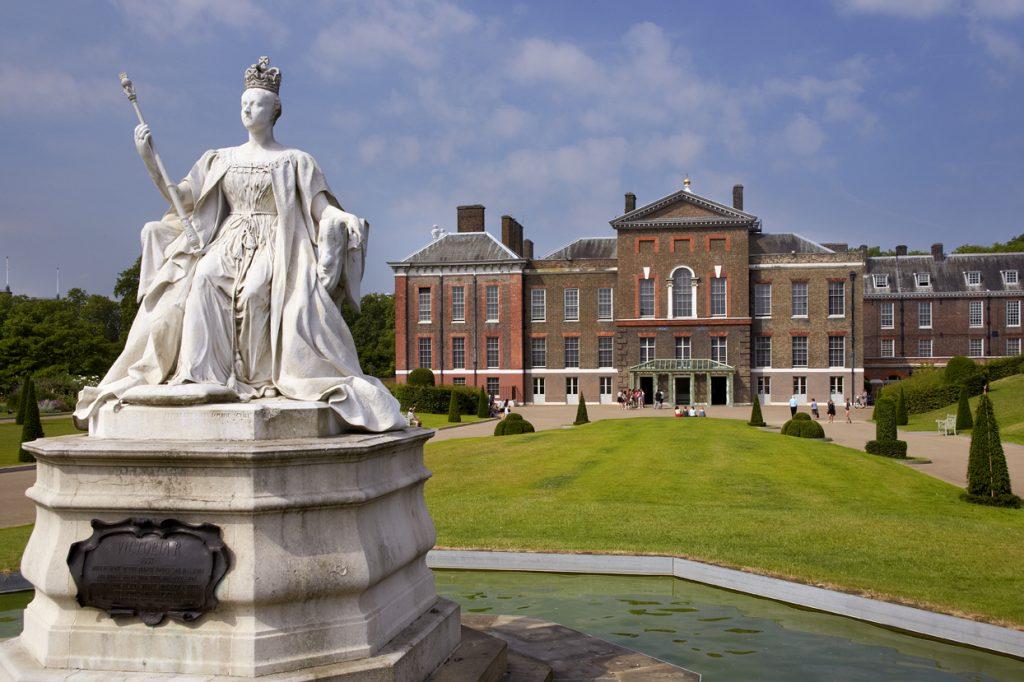 Royals-Tour: Kensington Palace